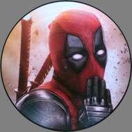 Tyler Bates - Deadpool 2 [Picture Vinyl] (Soundtrack / OST)
