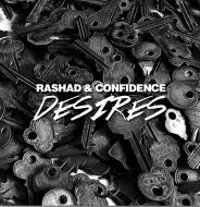 Rashad & Confidence - Desires (White Vinyl)