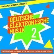 Various  - Deutsche Elektronische Musik Vol. 2 (Record B)