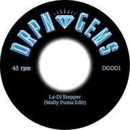 Wally Puma / Jim Sharp - La-Di Stepper / Step Into A Break
