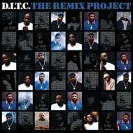 D.I.T.C. (Diggin In The Crates) - The Remix Project Instrumentals (Grey Vinyl)