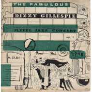 Dizzy Gillespie - The Fabulous Dizzy Gillespie Pleyel Jazz Concert Vol. 1