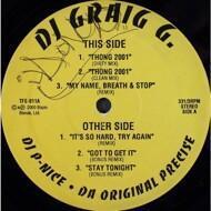 DJ Craig G - Volume One