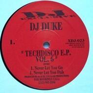 DJ Duke - Techdisco E.P. Vol. 6