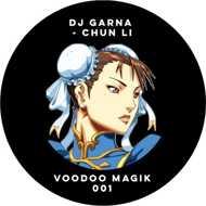 DJ Garna - Chun Li / Cry