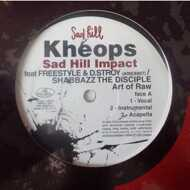 DJ Khéops - Art Of Raw / Scan The Field (US Remix)