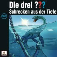 Various - Die Drei ??? Schrecken aus dere Tiefe (#193)
