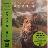 Erick Sermon - Vernia (Clear/Green Vinyl + OBI)