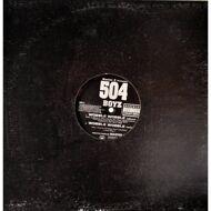 504 Boyz - Wobble Wobble / Don't Play No Games
