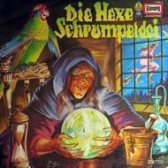 Eberhard Alexander Burgh - Die Hexe Schrumpeldei