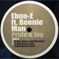 Ebon-E - Pride & Joy