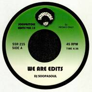 DJ Soopasoul - Soopastole Edits Vol 15