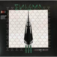 Enigma - Le Roi Est Mort, Vive Le Roi! [III] (Colored Vinyl)