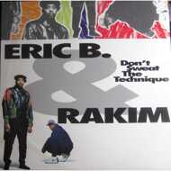 Eric B. & Rakim - Don't Sweat The Technique (Black Vinyl)