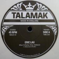 Eric Lau - What I'd Rather