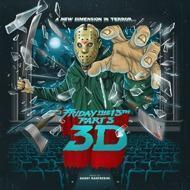 Harry Manfredini - Friday The 13th Part 3 (Soundtrack / O.S.T.)