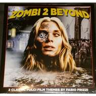 Fabio Frizzi - Zombi 2 Beyond (Soundtrack / O.S.T.) [Morgue Acid Bath Vinyl]
