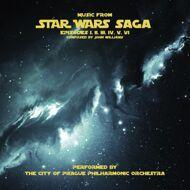 The City Of Prague Philharmonic Orchestra - Music From Star Wars Saga