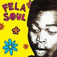 Fela Kuti Vs. De La Soul - Fela Soul (Orange Vinyl)