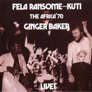 Fela Kuti & Africa 70 - Live!
