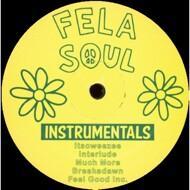 Fela Kuti Vs. De La Soul - Fela Soul (Instrumentals)