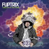 Fliptrix - Third Eye Of The Storm (Clear Vinyl)