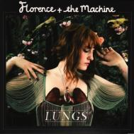 Florence & The Machine - Lungs (Burgundy Vinyl)