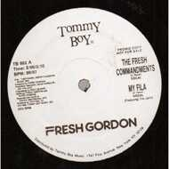 Fresh Gordon - The Fresh Commandments / My Fila