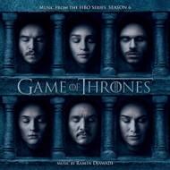 Ramin Djawadi - Game Of Thrones - Season 6 (Soundtrack / O.S.T.) (Black Vinyl)