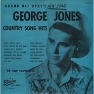 George Jones - Grand Ole Opry's New Star