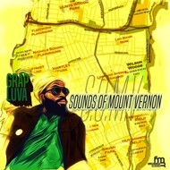 Grap Luva ft. Pete Rock - Sounds of Mount Vernon (Black Vinyl)