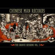 Chinese Man Records - The Groove Sessions Vol. 3 (Black Vinyl)