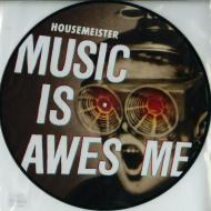 Housemeister - Music Is Awesome E.P.