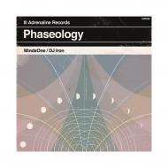 MindsOne & DJ Iron - Phaseology (Clear Vinyl)