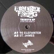 Intelligent Pushing - Tribute EP