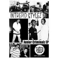 Intrepid Stylez - Junior Criminalz EP