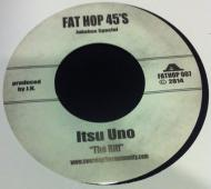 Itsu Uno (Jerome Hill) - The Riff / B-Boy On The Loose
