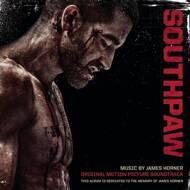James Horner - Southpaw (Soundtrack / O.S.T.) [Red Vinyl]