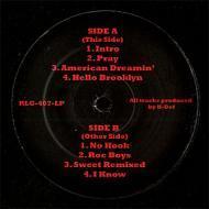 Jay-Z vs. K-Def - K-Def – Real Live Gangster