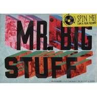 Jean Knight - Mr. Big Stuff (Flexi Postcard)