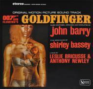 John Barry - James Bond 007 - Goldfinger (Original Motion Picture Sound Track)