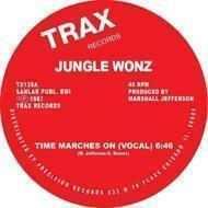 Jungle Wonz - Time Marches On
