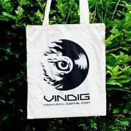 Vinyl Digital - VinDig Baumwolltasche / Cotton Bag