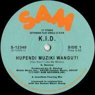 K.I.D. - Hupendi Muziki Wangu? ! / It's Hot