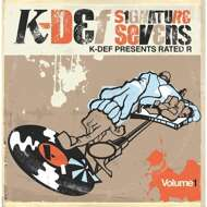 K-Def & Rated R - Signature Sevens Volume 1 (Colored Vinyl)