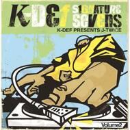 K-Def & J-Twice - Signature Sevens Volume 2 (Black Vinyl)