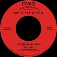 Kev-E-Kev & Akb-B - Listen To The Man / Keep On Doin' (Repress)