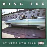 King Tee - At Your Own Risk (Green Splatter Vinyl)