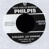 King Coleman / Screamin' Jay Hawkins - Black Bottom Blues / I Put A Spell On You
