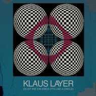 Klaus Layer - Es Ist Wie Ein Kreis (It's Like A Circle) [Blue/Black Vinyl]